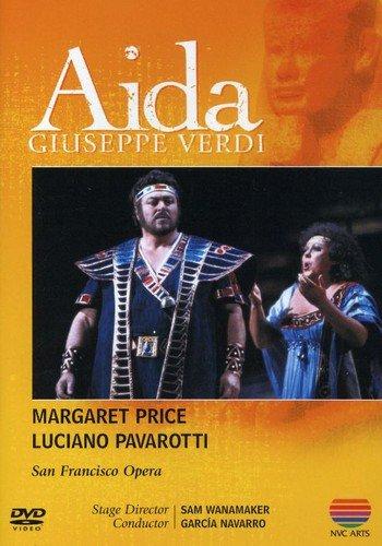 Kostüm Hollywood Klassische - Verdi - AIDA - San Francisco Orchestra / Luciano Pavarotti