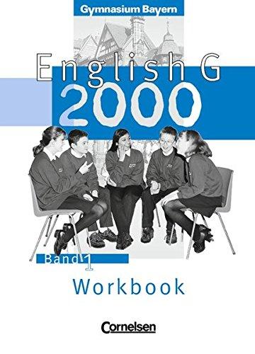 English G - Gymnasium Bayern / Band 1: 5. Jahrgangsstufe - Workbook,