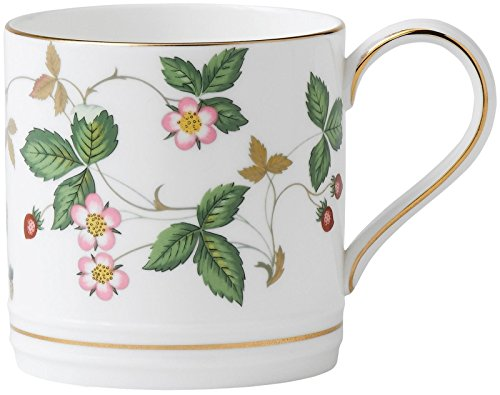 Wedgwood - Wild Strawberry, Tasse 0,3 l Wedgwood Strawberry