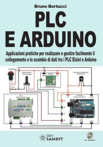 PLC e Arduino. Con CD-ROM