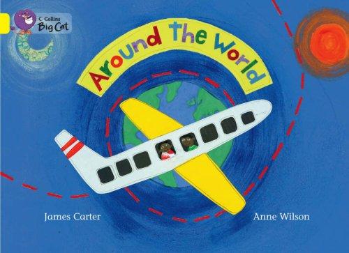 Collins Big Cat - Around the World: Band 03/Yellow
