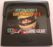 Ayrton Senna's Super Monaco GP II [Game Gear]