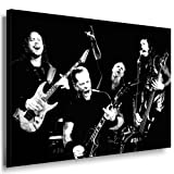 Metallica Leinwand Bild 100x70cm k. Poster ! Bild fertig auf Keilrahmen ! Pop Art Gemälde Kunstdrucke, Wandbilder, Bilder zur Dekoration - Deko. Musik Stars Kunstdrucke
