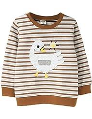 Vine Niños Sudaderas Bebé Camisetas de Manga Larga Niñas Sweat-Shirt Algodón Casual Tops