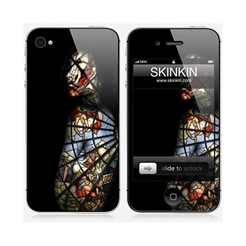 Preisvergleich Produktbild iPhone 4/4S Skin, Sticker, Schutzfolie - Originales Design : L'Appel von Jeremy Clausse