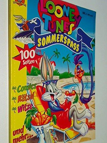 looney-tunes-sommerspass-nr-1-1999-mit-bugs-bunny-tazmanischer-teufel-duffy-duck-tweety-und-sylveste