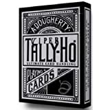 Ellusionist Tally-Ho Viper Fan Back (BLA...