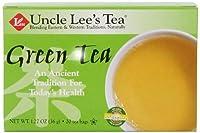Uncle Lee's Tea, Oriental Green Tea, 20-Count (Pack of 6)