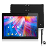 10.1' Tablette Tactile 3G, Android 8.1, Processeur Quad Core, Double Carte SIM, 64...
