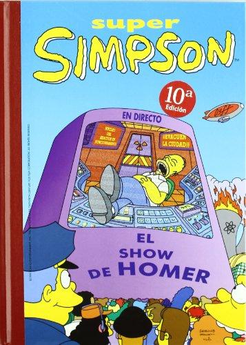 Los indisciplinados Simpson (Súper Simpson 6) (Bruguera Contemporánea) por Matt Groening