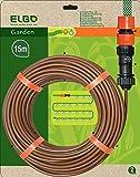 Tropfschlauch DP15/30 für Hochbeet Frühbeet Gartenschlauch Perlschlauch Regenfaß, Modell:DP15