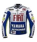 Rossi Yamaha Racing Textil Jacke ((XL (EU56)))