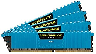 Corsair Vengeance LPX - Módulo de Memoria XMP 2.0 de Alto Rendimiento de 16 GB (4 x 4 GB, DDR4, 3000 MHz, C15) Color Azul (B014UYPDKI) | Amazon price tracker / tracking, Amazon price history charts, Amazon price watches, Amazon price drop alerts