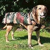Bild: Cayenne Hundemantel L 55cm Camouflage