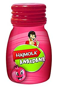 Dabur Hajmola Tablet - 120 Tablets (Anardana)