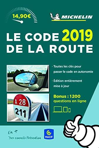 Code de la Route Michelin 2019