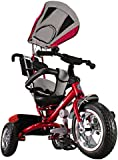 Kiddo Smart Design 4-in-1 Childrens Tricycle Kids Trike 3 Wheel Bike Parent - New