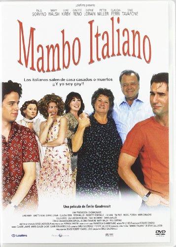 Mambo Italiano DVD