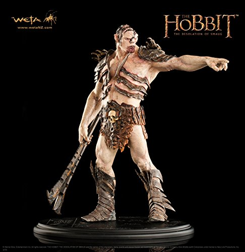 Weta–el Hobbit Bolg Figura, 9420024712818 1