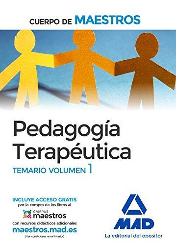 Cuerpo de Maestros Pedagogía Terapéutica. Temario Volumen 1 por S.L. CENTRO DE ESTUDIOS VECTOR