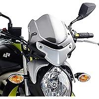 GSX 1250 F// FA GSX-R 1000// R//1100//125//600//750 GSR 600//700 Nottolini Jerez M8 nero per Suzuki B-King GSX-S 1000// F// 125//750 Bandit 1200//1250// S,Gladius 650