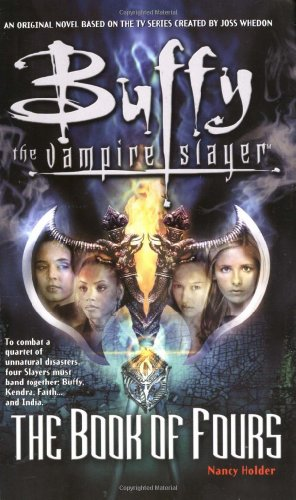Cover of The Book of Fours (Buffy the Vampire Slayer: Season 3 book 23)