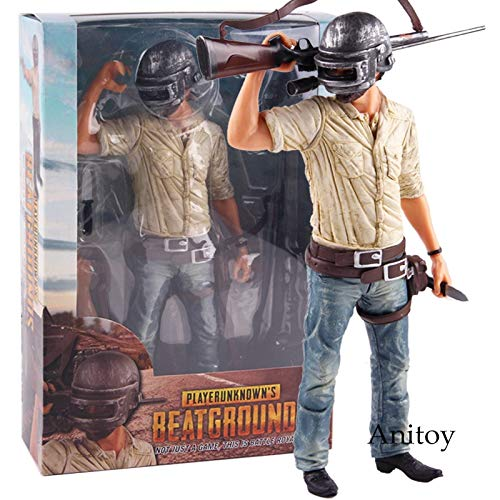 Hot Toys Playerunknown's BattleGrounds PUBG Men Game Battle Royale PVC Figura de acción de colección Modelo de Juguete 26cm
