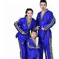 Supmeet™ Erwachsene Kinder Taekwondo Uniform Sportbekleidung Taekwondo White Karate Kostüm