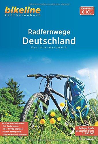 Deutschland RadFernWege: Sonderausgabe (Bikeline Radtourenbücher) Test