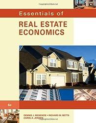 Essentials of Real Estate Economics
