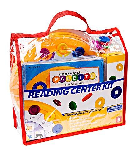 Preisvergleich Produktbild Learning Wrap-ups Palette 2nd Grade Reading Base Kit by Learning Wrap-Ups
