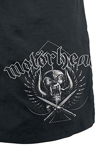 Motörhead Bastards Badeshorts schwarz Schwarz