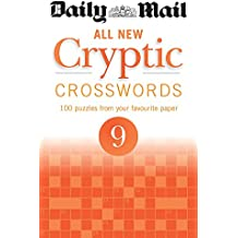 Daily Mail All New Cryptic Crosswords 9 (The Daily Mail Puzzle Books)