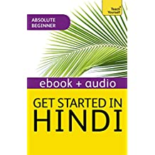 Get Started in Beginner's Hindi: Teach Yourself (New Edition): Audio eBook (English Edition)