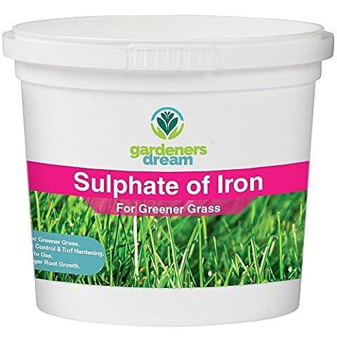 GardenersDream - Sulphate Of Iron - Moss Control Grass Feed