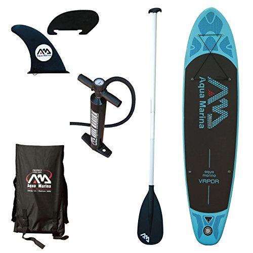 #Aqua Marina Vapor Sup, Blau/Schwarz, One size#