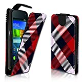 Vertical Flip Style Mobile Phone Protective Shell Card