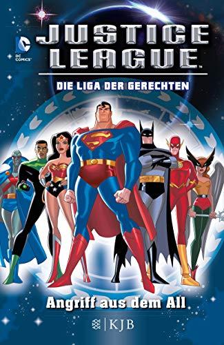 Justice League - Die Liga der Gerechten: Angriff aus dem All: Fischer. Nur für Jungs