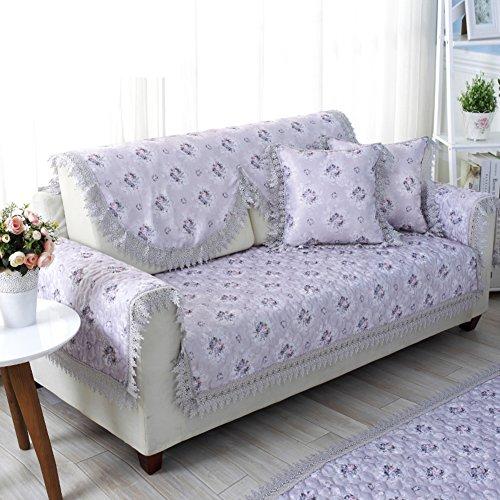 asciugamano divano da giardino/ divano/Anti-slip pizzo divano cuscino-A 40x40cm(16x16inch)