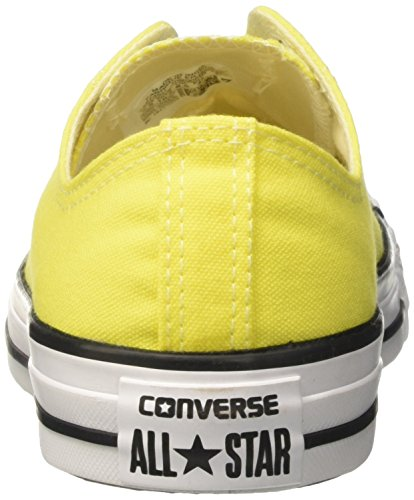 Converse Unisex-Erwachsene Ctas Ox Sneakers Gelb (Fresh Yellow)