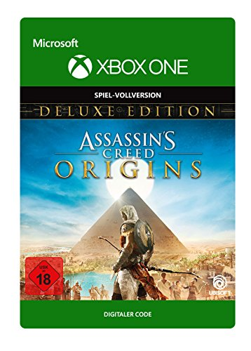 Assassin's Creed Origins - Deluxe Edition | Xbox One - Download Code