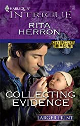 Collecting Evidence (Harlequin Larger Print Intrigue) by Rita Herron (2009-05-12)