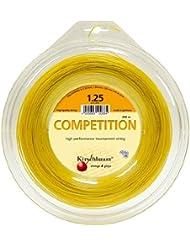 Kirschbaum Competition Bobine cordage de tennis Jaune