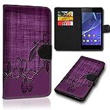Book Style Samsung Galaxy S3 Mini VE i8200N Tasche Flip Brieftasche Handy Hülle Kartenfächer für Samsung Galaxy S3 Mi
