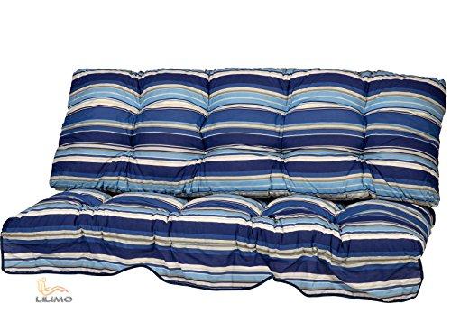 Auflagenset HAWAII 01047-01, 2-teiliges Polster-Set, von LILIMO ®