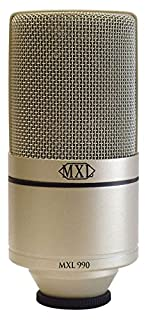 MXL 990 Condenser Microphone (B0002GIRP2) | Amazon Products