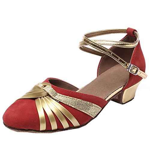 Azbro, Ballerine donna Rosso