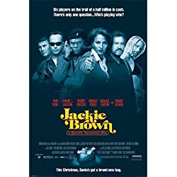 Filmposter - Poster Jackie Brown