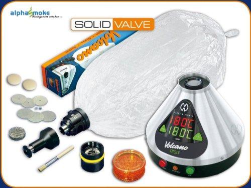 Vaporizer Digit Volcano mit Solid Valve Set