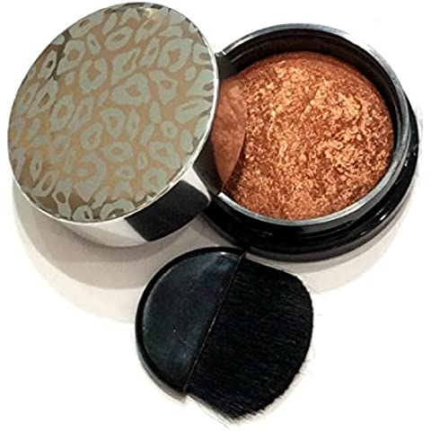 Famous by Sue Moxley Baked Bronzer Bronzing Powder - 3 Tahiti by Famous By Sue (Baked Bronzing Powder)